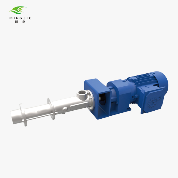 Stainless Steel Dosing Pump for Dosing and Conveying